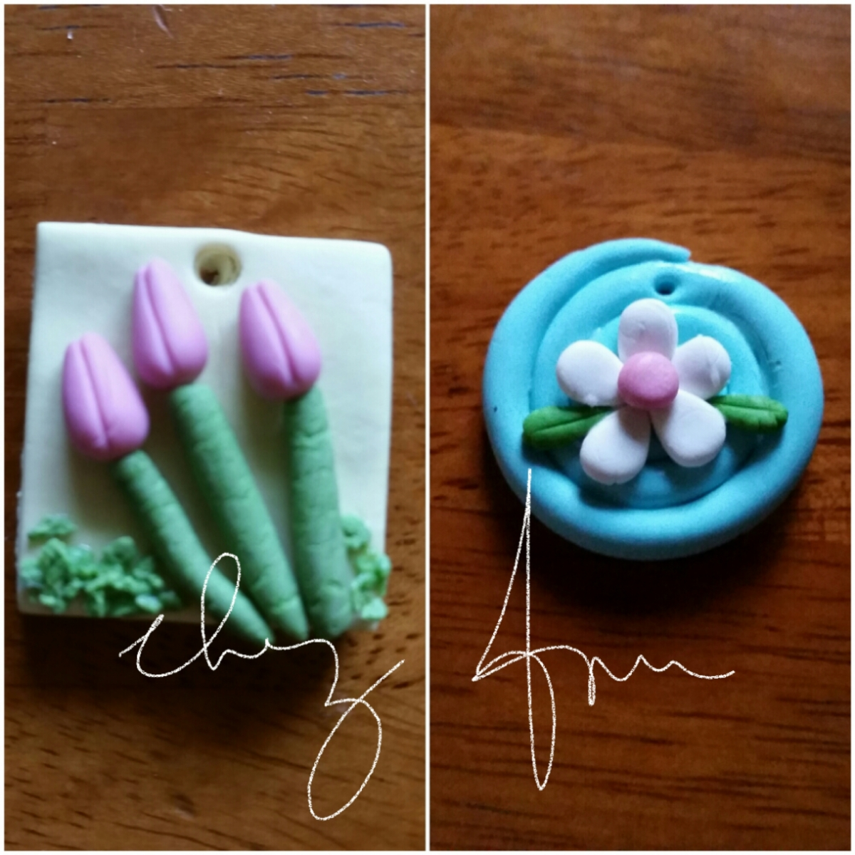 Clay Jewelry using Lamasa