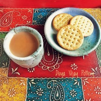 A hot cup of Masala Chai ( Masala Tea)